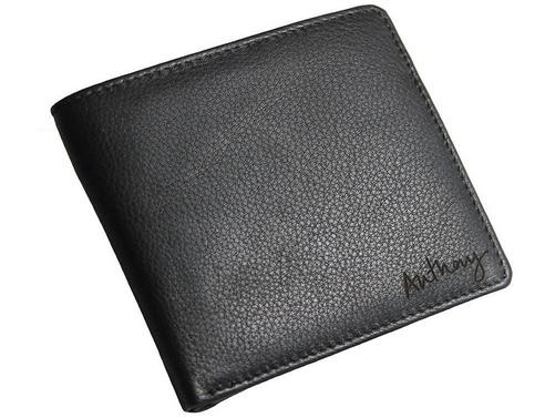 Men's James Buffalo Leather Wallet