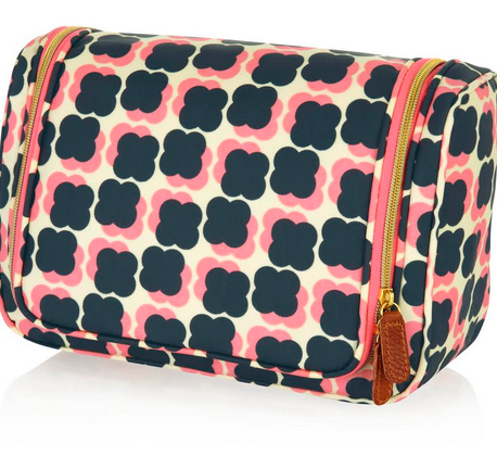 The Orla Kiely Wash Bag