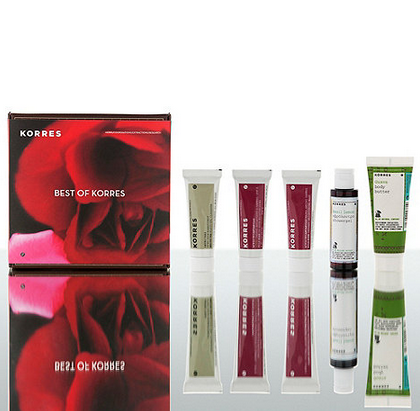 Best of Korres Gift Set