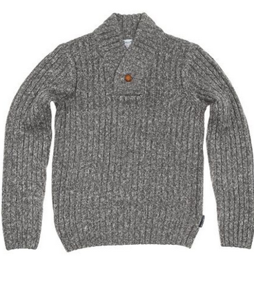 Marl Grey Sweater