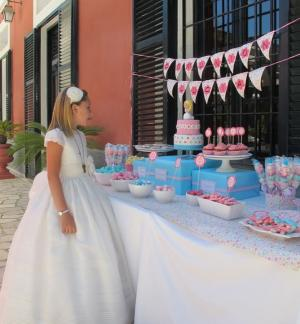 How to plan the perfect Communion or Confirmation party