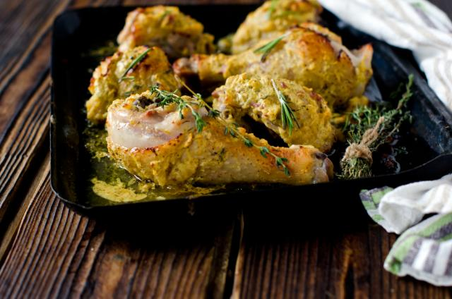 Chicken, fennel, and artichoke one pot