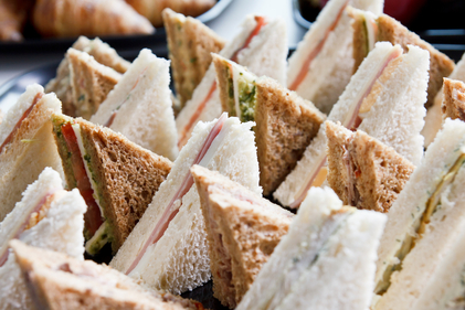 Selection sandwiches