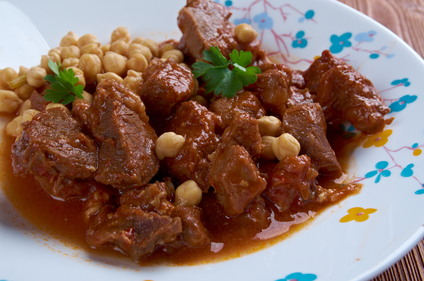 Marrakech lamb