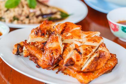 Whole piri piri chicken