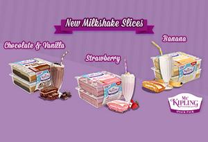 New Milkshake Slices