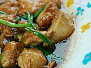 Asian chicken