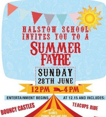 Halstow School Summer Fair