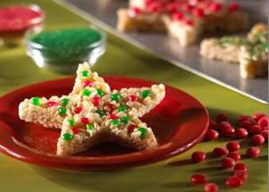 Christmas Star Treats