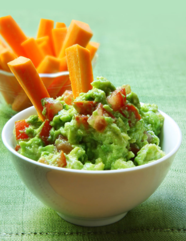 Guacamole for older kids