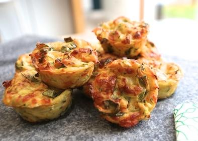 Veg Muffins