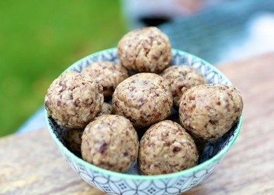 No-Bake Child-Friendly Energy Balls