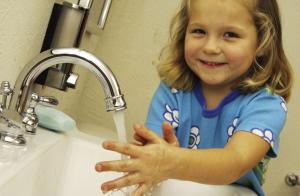 6 tips to encourage your preschooler to wash their hands