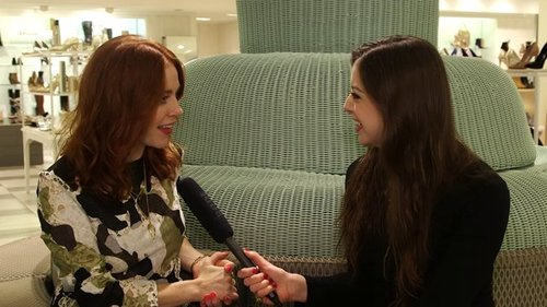 All things fashion & beauty with The Voice UKs Angela Scanlon