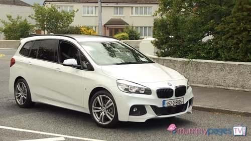 The stylish and spacious BMW 2 Series Gran Tourer