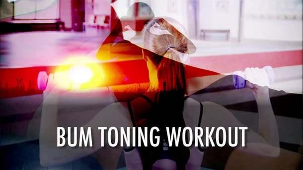 Bum Toning Workout