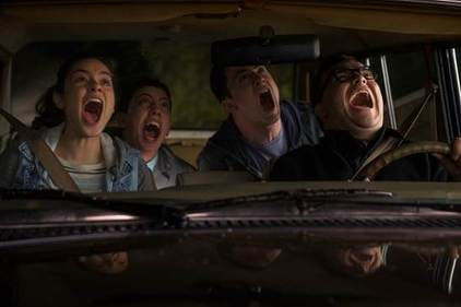Goosebumps Official International Trailer