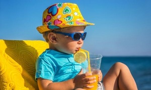 Keeping little ones safe on holiday