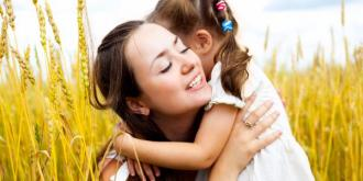 Let your child 'rest in your love'
