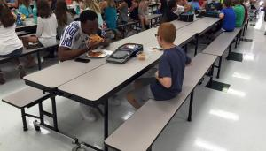 Why this image of her autistic son eating lunch made this mum BREAK down in tears