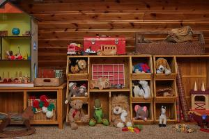 Wow! You have to see this rental listing for Santas ACTUAL house