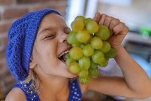 Doctors issue stark warning on choking hazards posed by whole grapes