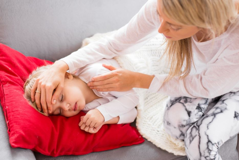 How to NOT catch your child's stomach bug (or at least try ...