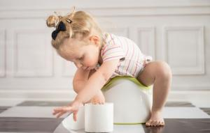 Wee-wees? 9 (weird) things we ALL do when toilet training our little one