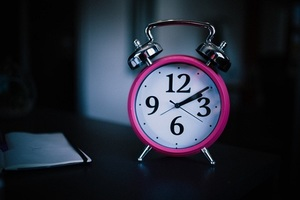 Get ready for the clock change