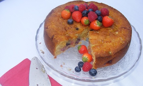 Lemon drizzle cake – Avoca's secret recipe