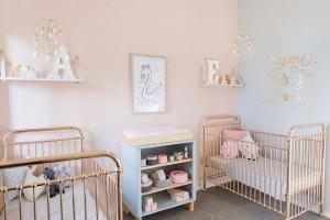 Seeing double! 8 gorgeous nursery ideas for sets of twins