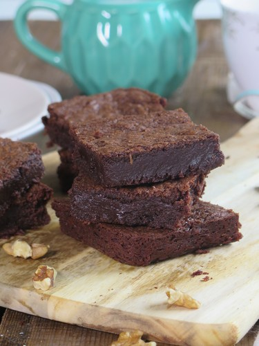 Easy classic brownies