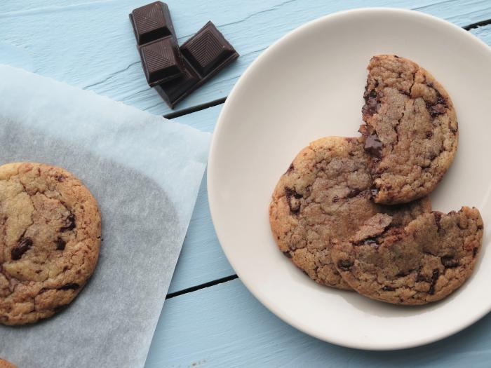 The best ever chocolate chips cookies