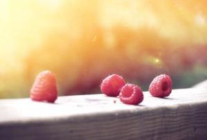 Precious little raspberry! Our week by week pregnancy guide: Week 8