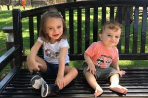 Strong like Kate: This toddlers rare disease caused her to fall over 100 times a day
