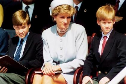 Prince William is taking after his mum Princess Dianna in new Instagram post