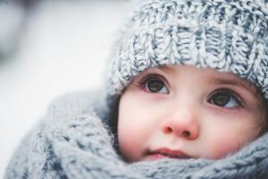 Simple ways to keep your children well during the winter months