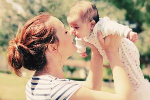 5 of the most GLORIOUS moments of motherhood