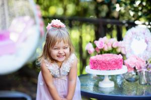 Birthday Parties: I want the focus to be on the fun, not the things