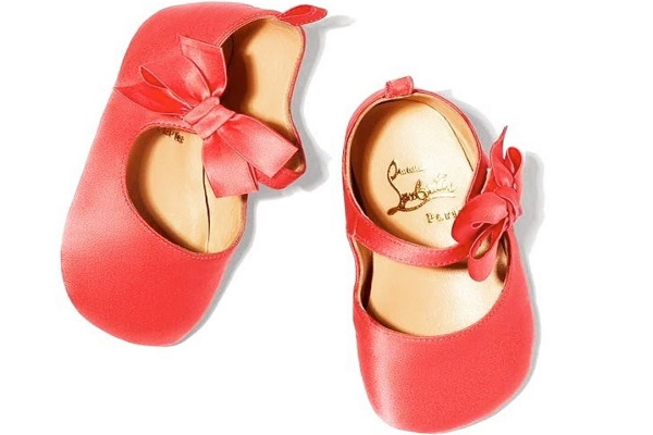 14522a7015b You can now buy BABY Louboutin shoes - and yes