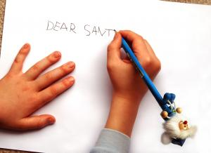 Dear Santa: A REAL letter to Father Christmas