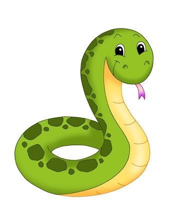 Halloween human snake