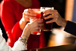 COMMENT: It is time we made a toast to sobriety