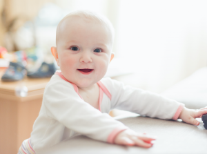 The important life lesson my nine-month-old taught me