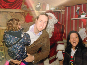 Why the best family photo with Santa doesnt have to be picture-perfect to be perfect
