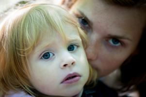 When your anxiety makes you an angry mum