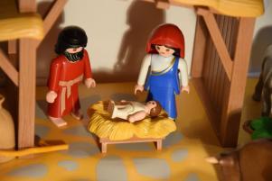 Nativity season: Be the best damn cow No.2 EVER!