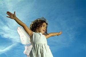 Away with the fairies: That wrenching moment your child stops believing