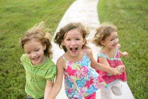 Going from two to three children: The good, the bad and the ugly