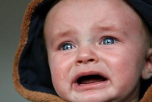 To the people who glared at us when my daughter had a tantrum